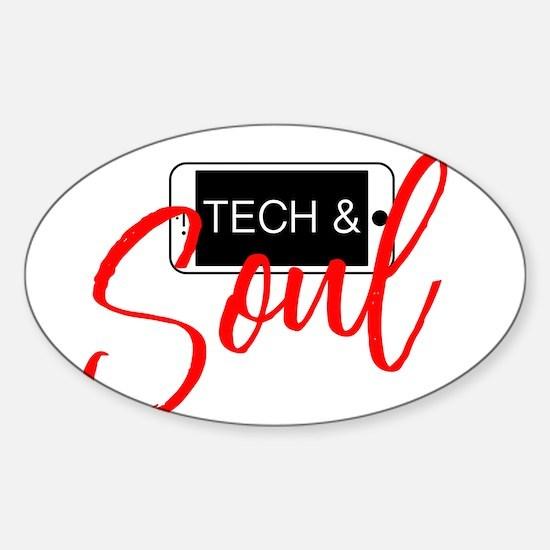 Tech&Soul Decal