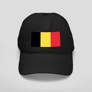 Belgium Flag Hats - CafePress 5f2b13968272