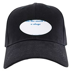World's a Stage Baseball Hat