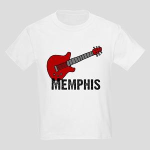 Guitar - Memphis Kids T-Shirt