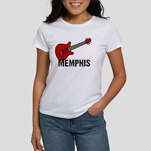 Guitar - Memphis Women's T-Shirt