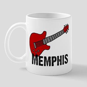 Guitar - Memphis Mug