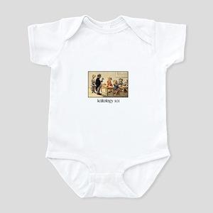 Knitology 101 Infant Bodysuit