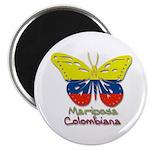 Mariposa Colombiana Magnet