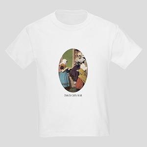 Dutch Girls Knit Kids T-Shirt