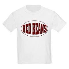 Red Beans Kids T-Shirt