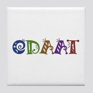One Day At A Time ODAAT Tile Coaster