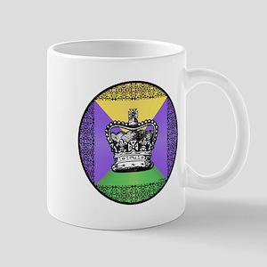 King of Mardi Gras Mug