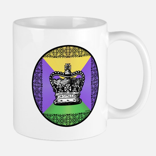 King of Mardi Gras Mug