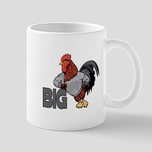 Big Rooster Innuendo Mug