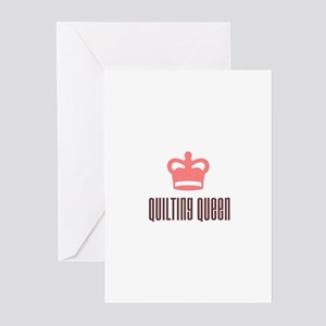 Quilting Queen Greeting Cards (Pk of 10)