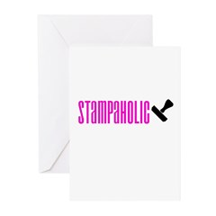 Stampaholic Greeting Cards (Pk of 10)