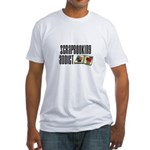 Scrapbooking Addict Fitted T-Shirt