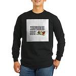 Scrapbooking Addict Long Sleeve Dark T-Shirt