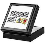 Scrapbooking Addict Keepsake Box