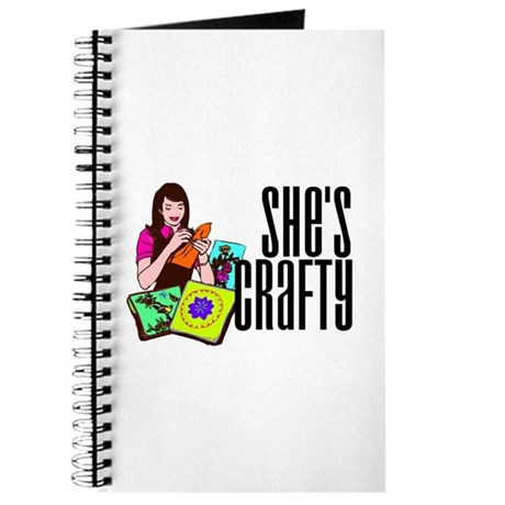 She's Crafty Journal