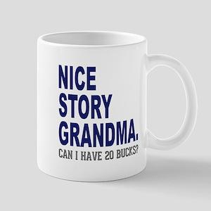 Nice Story Grandma Mug