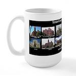 Large Mug - 12 Texas County Courthouses