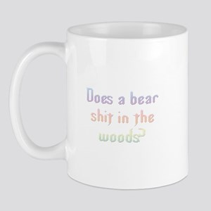 Bear in the Woods Mug