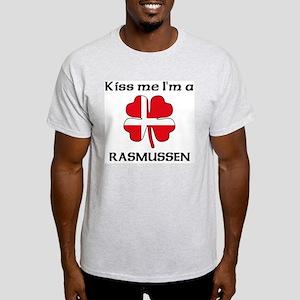 Rasmussen Family Ash Grey T-Shirt