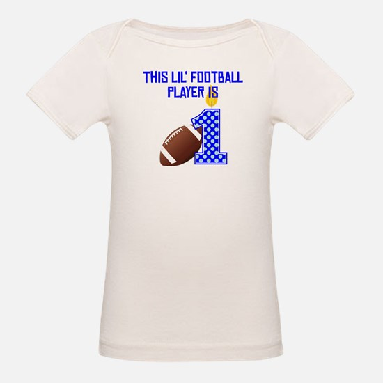 This Lil Football Player Is One T-Shirt