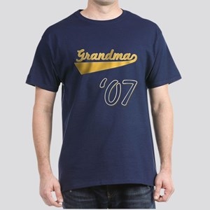 Script Grandma 07 Dark T-Shirt