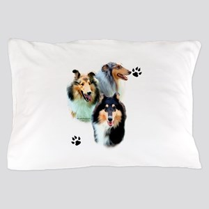 Collie Trio Pillow Case