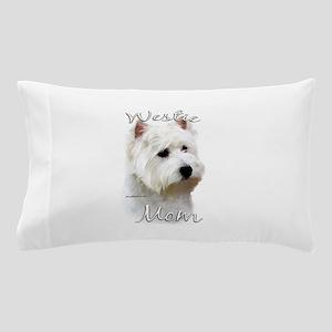 Westie Mom Pillow Case