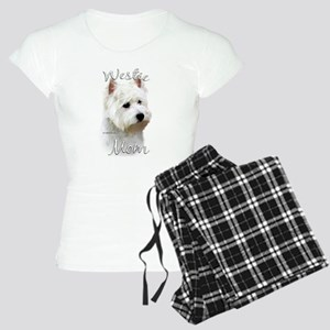 Westie Mom Pajamas