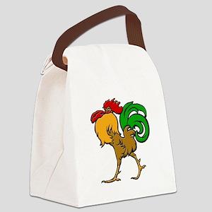Le Coq Canvas Lunch Bag