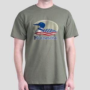 Proud Loon Minnesota T-Shirt