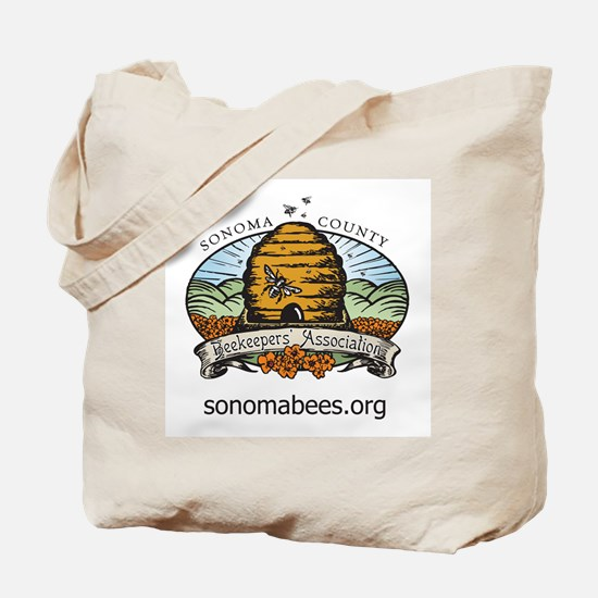 sonomabees.org Tote Bag