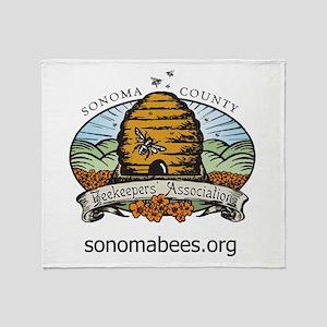 sonomabees.org Throw Blanket