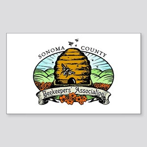 Sonoma County Beekeepers Association Sticker