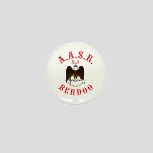 Scottish Rite Berdoo Mini Button