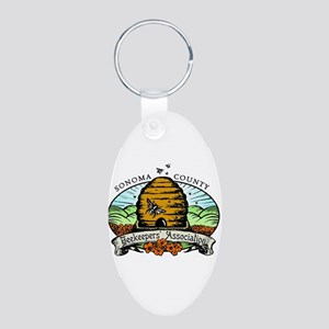 Sonoma County Beekeepers Association Keychains