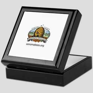 Sonoma County Beekeepers Association Keepsake Box