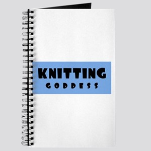 Knitting Goddess Journal