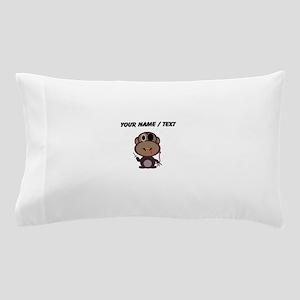 Custom Evil Monkey Pillow Case