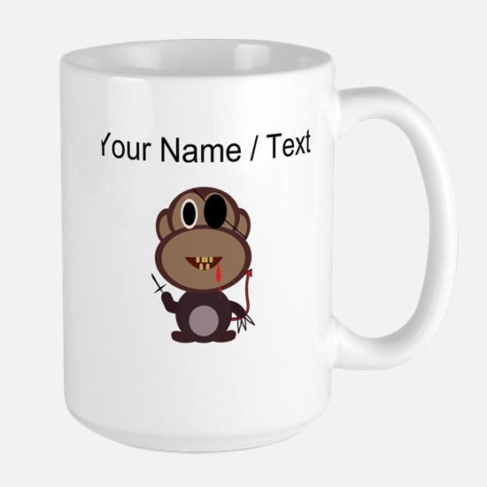 Custom Evil Monkey Mugs