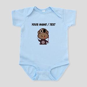 Custom Evil Monkey Body Suit