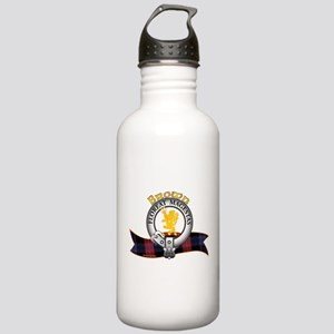 Brown Clan Water Bottle