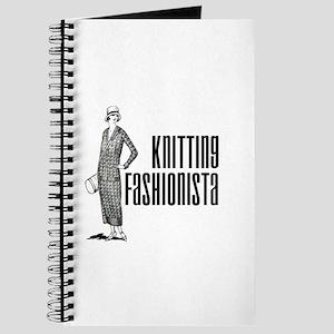 Knitting Fashionista Journal