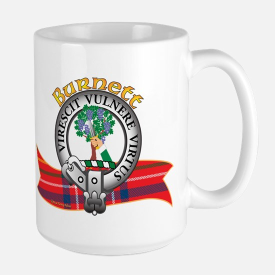 Burnett Clan Mugs