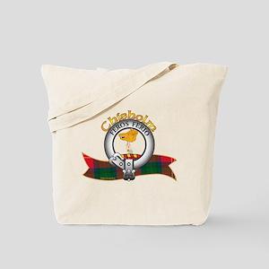 Chisholm Clan Tote Bag