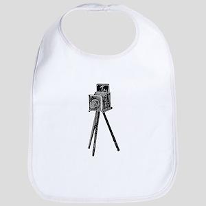 Vintage Camera Bib