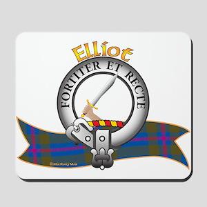 Elliott Clan Mousepad