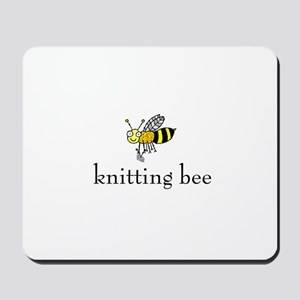 Knitting Bee Mousepad