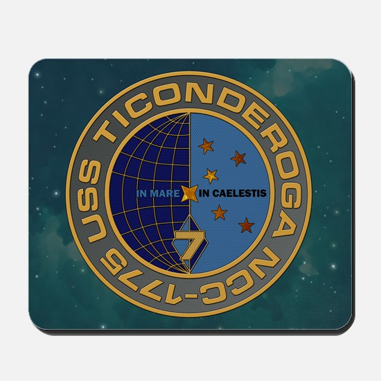 Tico-R1-3 Starfield Mousepad