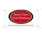 Gold Rusher Logo Banner